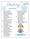 Poem and Quiz- Skating