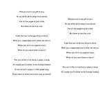 Poem for Journal Gift