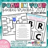 Poem in Your Pocket Bracket