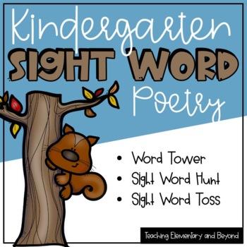 Poem of the Week & Activities{Original Poetry: Month 3} Se