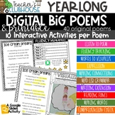 Poem of the Week BUNDLE {Weekly Poem Work for the YEAR} -