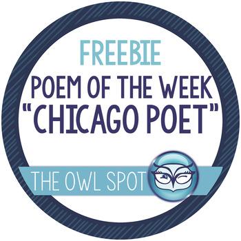 Poem of the Week: Chicago Poet