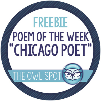 Poem of the Week: Chicago Poet