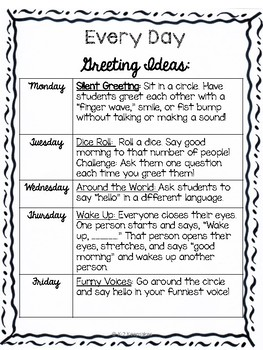 Poem of the week morning meeting for august by k 2 keepsakes tpt poem of the week morning meeting for august m4hsunfo