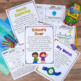 Poem of the Week Poetry Activity Mats for June