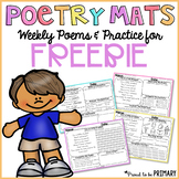 Poem of the Week - FREE Poetry Activities for Back to Scho