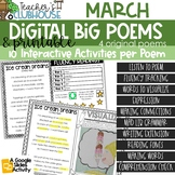 Poem of the Week {Weekly Poem Work} - March Edition