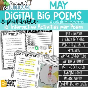 Poem of the Week {Weekly Poem Work} - May Edition