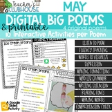 Poem of the Week {Weekly Poem Work} - May Edition