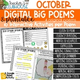 Poem of the Week {Weekly Poem Work} - October Edition