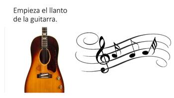Poema La guitarra por Federico Garcia Lorca