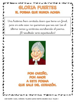 Poema sin fin. Gloria Fuertes