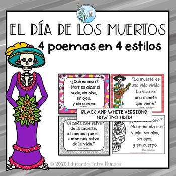 Poemas para el Dia de los Muertos