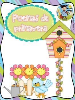 Poemas para la primavera (Spring Poems in Spanish)