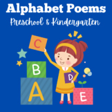 Poems | Poetry Unit | Poetry Month | Kindergarten Poems| Poetry Center
