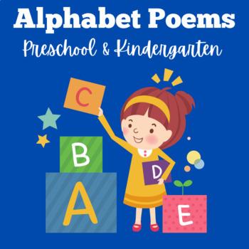 Poems | Poetry Unit | Poetry Month | Kindergarten Poems| P