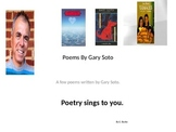 Poems By Gary Soto