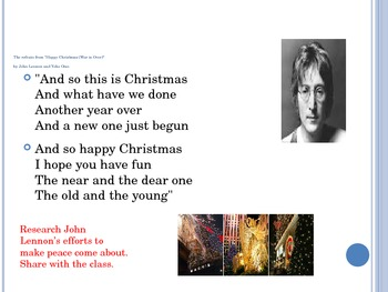 Poems Of Christmas