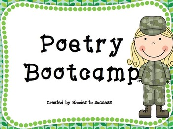 Poetry Bootcamp