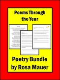 Poems Through the Year Poetry Bundle