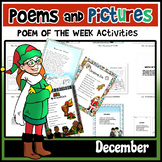 Poems and Pictures- December Original Poetry, Visuals, Responses, and JOURNALS!