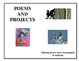 Poems and Projects, Making Poetry More Meaningful Activities