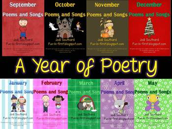 Poems and Songs Through the Year