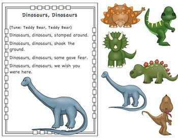 Poems and Songs for Preschoolers