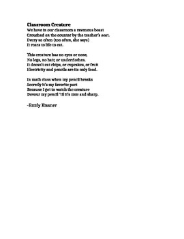 Poems for Commercial Use