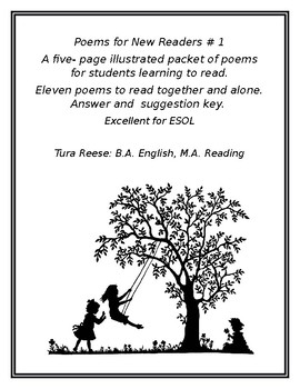 Poems for New  Readers