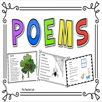 Poems for Oral Practices