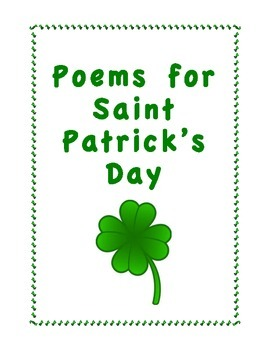 Poems for Saint Patrick's Day