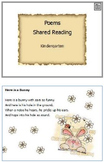 Poems for Shared Reading