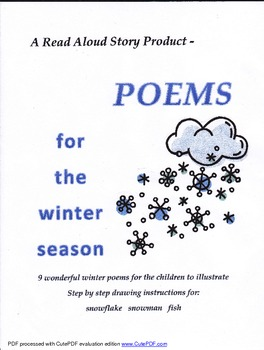 Poems for the winter season