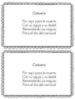 Poems in Spanish II