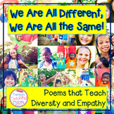 Poems to Teach Diversity and Empathy