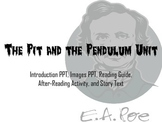 "Poe's ""The Pit and the Pendulum"" Unit Bundle"