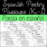 Poesía en español K-1 {44 poemas} Poetry in Spanish