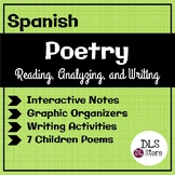 Spanish Poetry - Reading and Writing