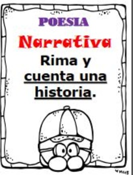 Poesia Carteles (Poetry Posters) NO PREP!