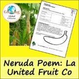 Poesia Pablo Neruda Poem: La United Fruit Co.