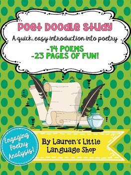 Poet Doodle Study