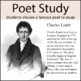 Poet Study, Project Based Learning