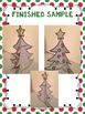 "Christmas ""Poet"" Tree Figurative Language Craftivity"