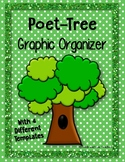 Poet-Tree {Poetry} Graphic Organizers