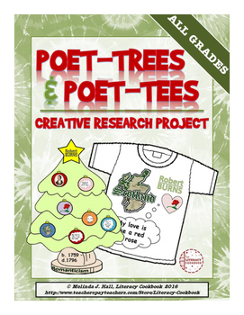 Poet-Trees and Poet-Tees: Creative Research Project