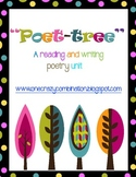 """Poet-tree"" Reading and Writing Poetry Unit"