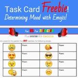 Poet vs Poet Task Card: Identifying Mood in Poetry