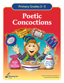 Poetic Concoctions (Grades 2-3) - by Teaching Ink