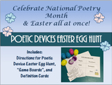 Poetic Devices Easter Egg Hunt
